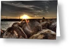 Gordons Bay Series 1 Greeting Card