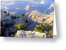 Grand Canyon 18 Greeting Card