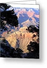 Grand Canyon 60 Greeting Card