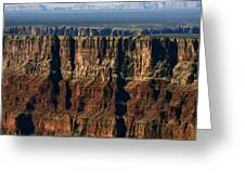 Grand Canyon Cliffs IIi Greeting Card