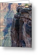Grand Canyon Close Enough Greeting Card
