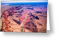 Grand Canyon Colorado River Greeting Card