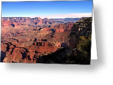 Grand Canyon Daytime Greeting Card