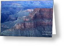 Grand Canyon Grandeur Greeting Card