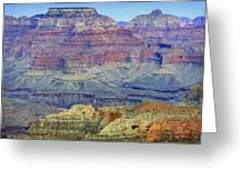Grand Canyon Landscape II Greeting Card