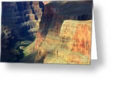 Grand Canyon Magic Of Light Greeting Card