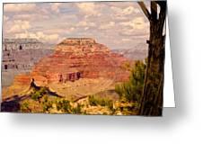 Grand Canyon - Yavapai  Greeting Card