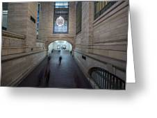 Grand Central Interior Greeting Card