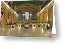 Grand Central Terminal I Greeting Card