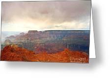 Grand Grand Canyon Greeting Card