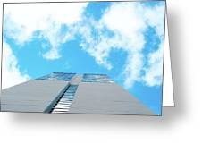 Grand Hyatt San Antonio Greeting Card