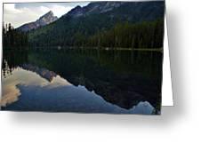 Grand Teton And Jenny Greeting Card