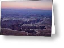 Grand View Point - Utah Greeting Card by Andrew Soundarajan