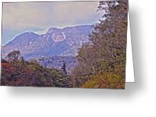 Grandfather Mountain Greeting Card