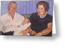 Grandpa And Grandma Greeting Card
