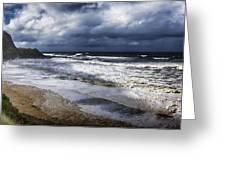 Great Ocean Road V11 Greeting Card
