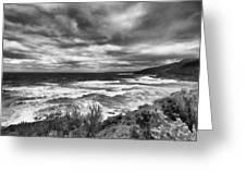 Great Ocean Road V9 Greeting Card