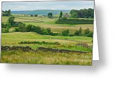 Green Hills Of Galloway Greeting Card by John Kelly