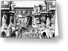 Griffith: Intolerance 1916 Greeting Card by Granger
