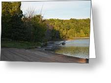 Grousehaven Lake Greeting Card
