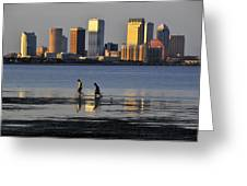 Growing Up Tampa Bay Greeting Card