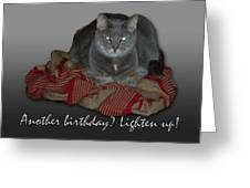 Grumpy Cat Birthday Card Greeting Card