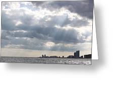Gulf Of Mexico - Gulf Sunshine Greeting Card