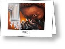 H2ope Greeting Card