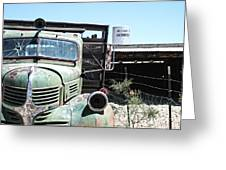 Hackberry Arizona Route 66 Greeting Card