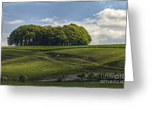 Hackpen Hill Greeting Card