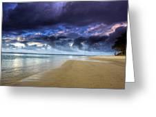 Halifax Sunset Greeting Card