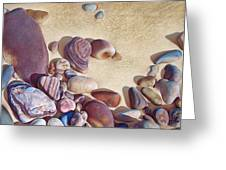Hallett Cove's Stones Greeting Card