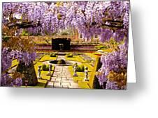 Hampton Court Gardens IIi Greeting Card
