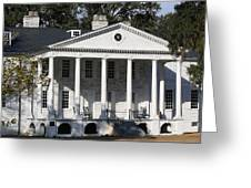 Hampton Plantation Greeting Card by Paulette Thomas