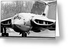 Handley Page Victor #6 Greeting Card