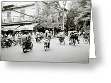 Hanoi Greeting Card