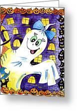 Happy Halloween - 2 Greeting Card