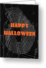 Happy Halloween Web  Greeting Card