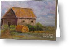 Harvest Greeting Card