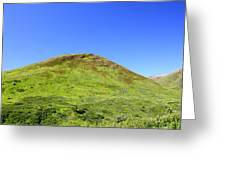 Hatcher Pass Greeting Card