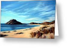 Havik Beach Greeting Card