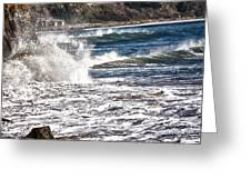 hd 385 hdr - Splash 1 Greeting Card