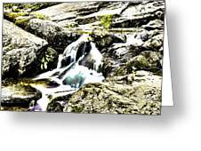 Hdr Stream Greeting Card
