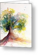 Heart Tree Greeting Card