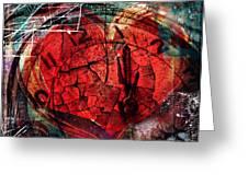 Heartbreak Hotel Greeting Card