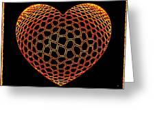 Heartline 9 Greeting Card