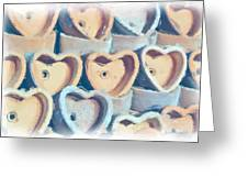 Hearts A Plenty Greeting Card