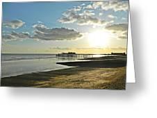 Heavenly Hastings Greeting Card