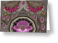 Heavenly Peace And A Roof Of Love Greeting Card