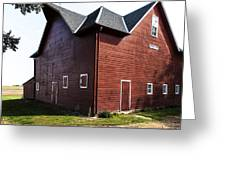 Heflin Barn Greeting Card
